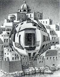 Оптические иллюзии в архитектуре