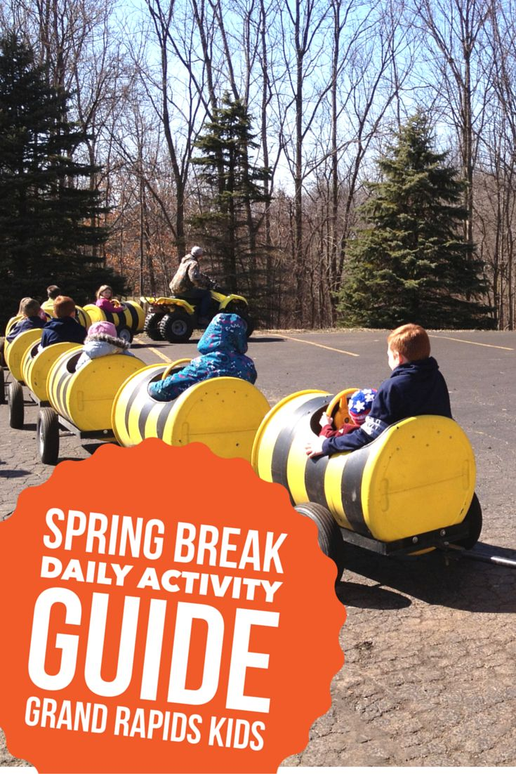 19 best Spring Break 2018 West Michigan images on Pinterest