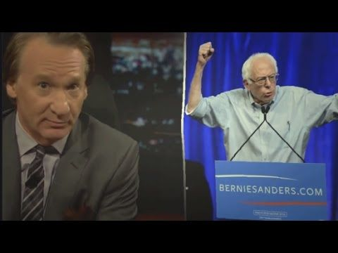"Real Time With Bill Maher: Bernie Sanders ""RODHAM FEEDER"" New Rule (HBO)..."