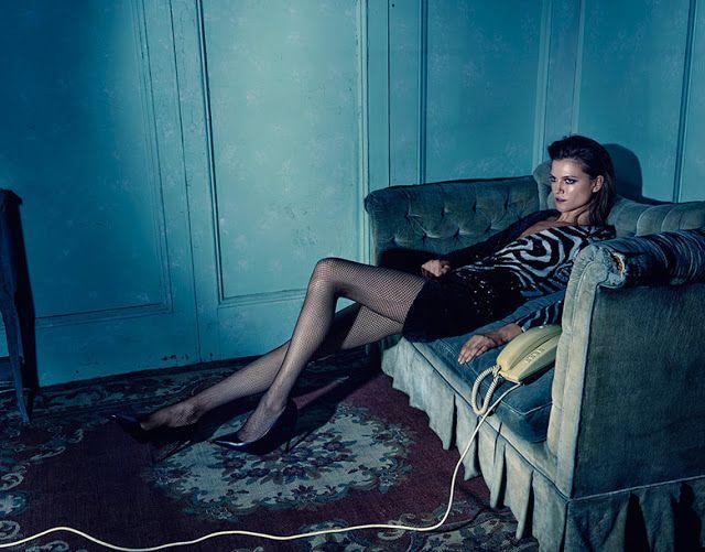 ZUEmagazine: Kasia. Credits : The Edit- August 2015 Model: Kasia Struss Styling: Morgan Pilcher Photo: Chris Colls Hair: Edward Lampley Make Up: Maki Ryoke