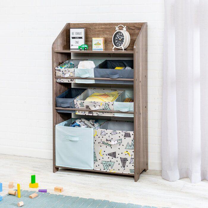 Valente Kids Storage Unit Toy Organizer Kids Storage Units Kids
