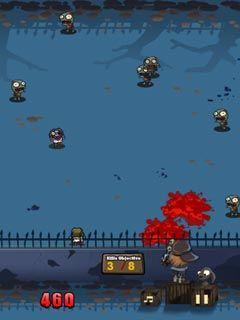 Jogue Zombie Apocalypse online no Lejogos! Cérebros! A multidão de Zumbis está atacando você neste jogo de ação online grátis para o seu smartphone! O apocalipse está aqui e os comedores de cérebro