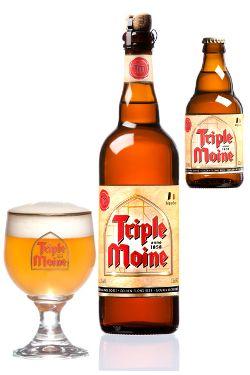 4.25/5  triple moine biere