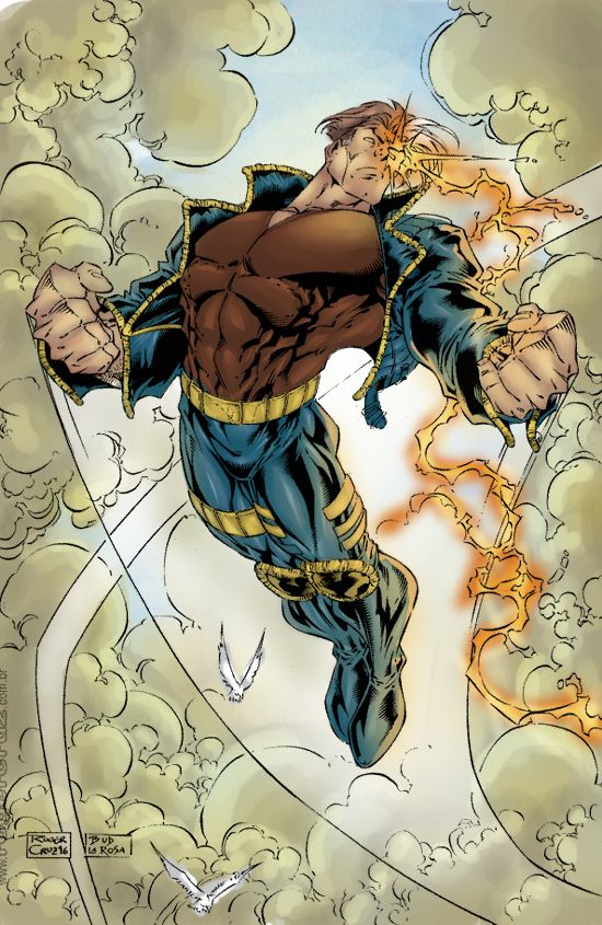 nate grey | Nate Grey by rubinh0 by Comic-Artists on DeviantArt