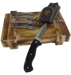 Набор для выживания в подарочной коробке 3990 руб.