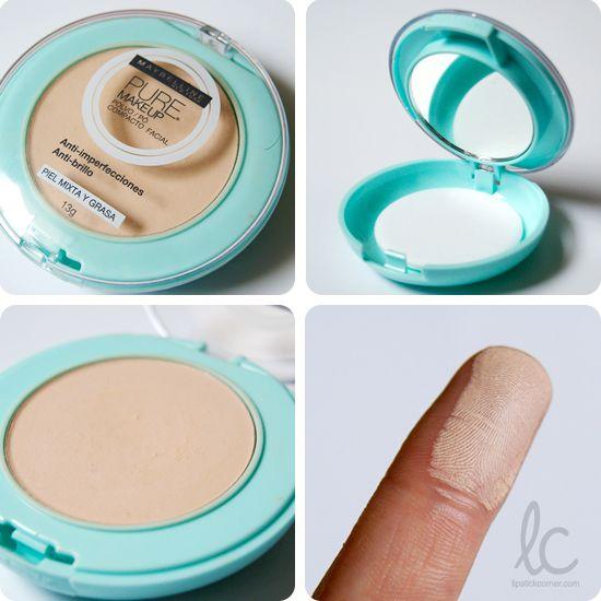 Pó Pure Makeup – Maybelline - Pesquisa Google