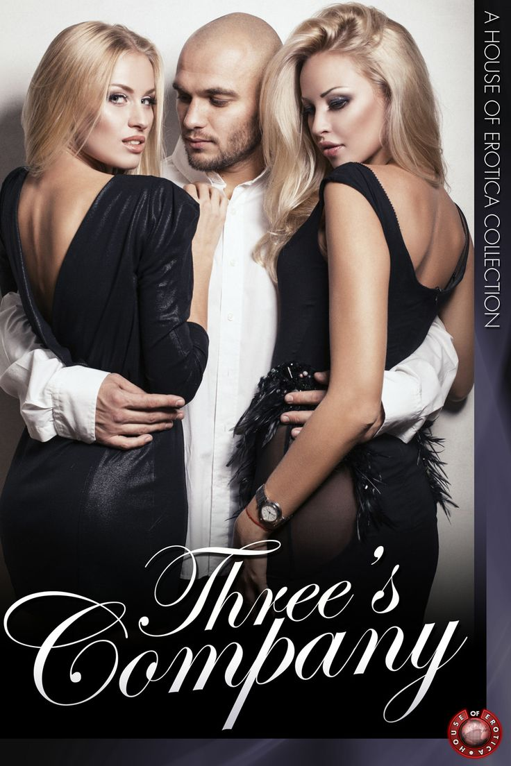 Who said three's a crowd?! A collection of eight sizzling reads about more than just two naughty lovers.