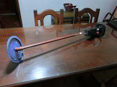 Como hacer un detector de metales casero
