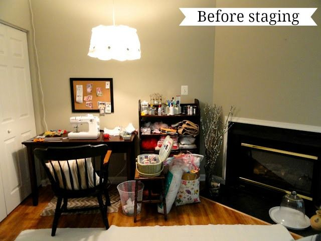 Welcome to part 2 of staging our home! If you missed part 1, check it out  here .    When I first thought of what I would do in preparation ...