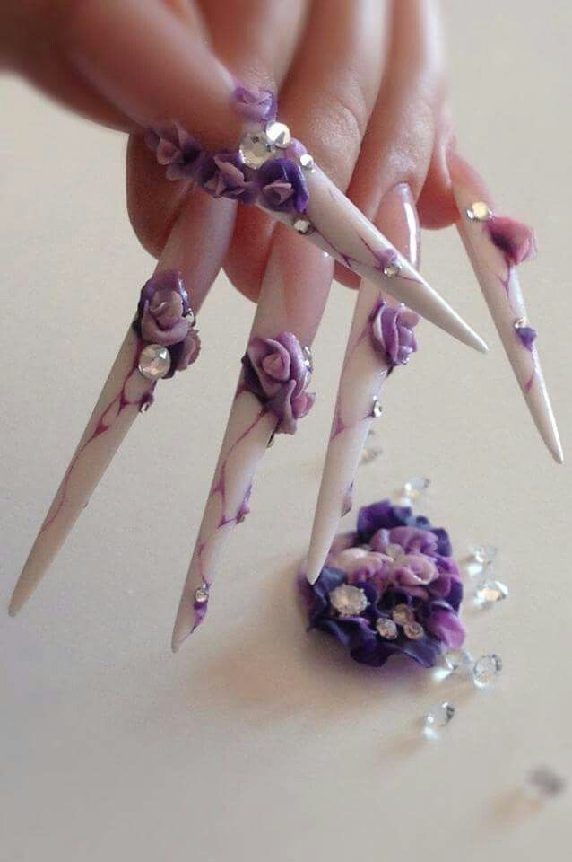 104 best Weird nails images on Pinterest | Nail scissors, Crazy ...