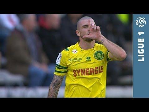 FOOTBALL -  But Vincent BESSAT (41') - Girondins de Bordeaux - FC Nantes (0-3 - 2013/2014 - http://lefootball.fr/but-vincent-bessat-41-girondins-de-bordeaux-fc-nantes-0-3-20132014/