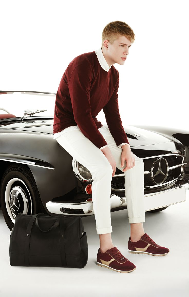 Stylish Emanations for Pedro Spring 2014