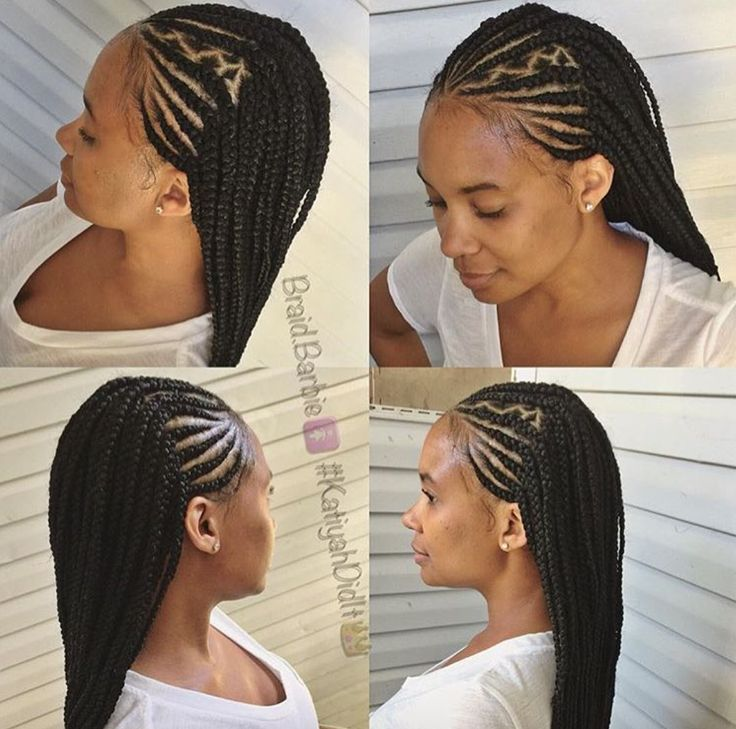 Thinking Bout Braiding My Hair Once It Grows Out A Little