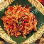 Resep Ayam Suwir Pedas dan Gurih Resep Ayam Suwir Pedas Dan Gurih Cara Membuat Ayam Suwir Pedas Gurih Dan Nikmat Resep Makan Sedap