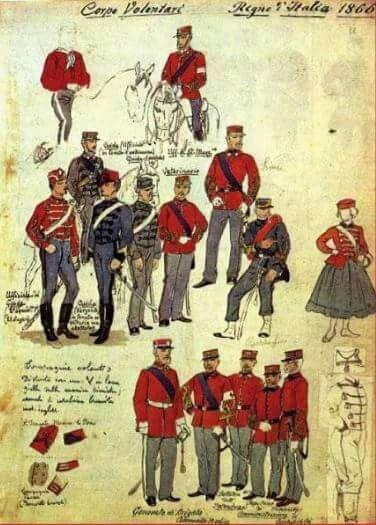 Garibaldini 1866
