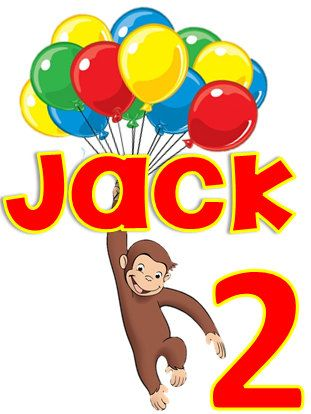34 Best Party Theme Monkeys Images On Pinterest Curious