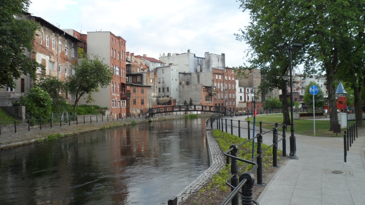 Bydgoszcz, na Polônia.