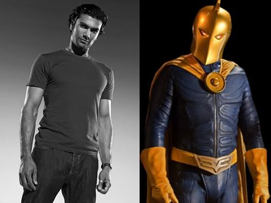 Young Justice live action Fan cast: Sendhil Ramamurthy