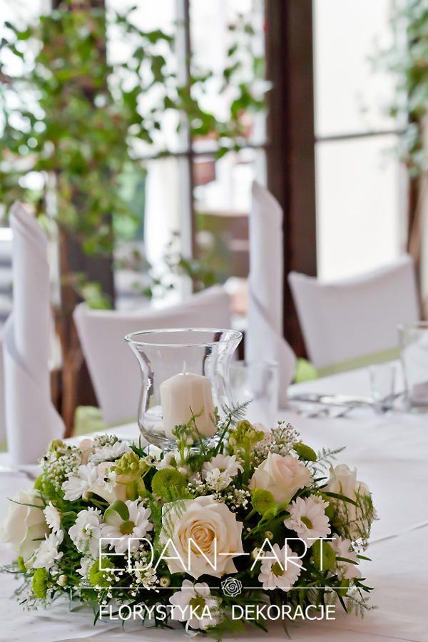 Dekoracje weselne Edan-Art, Kwiaty do ślubu warmińsko-mazurskie. Dzika Kaczka Giżycko  #wesele #slub
