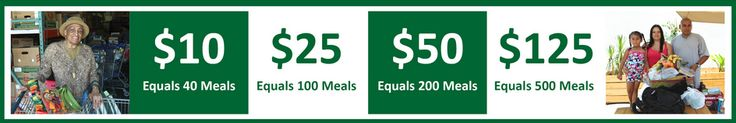 We will DOUBLE your donation to the LA Food Bank when you donate through our fundraising site: http://www.lafoodbank.org/virtual-food-drive/donor-pledge.aspx?member=4DBB8BF74092C58E737FFF32BA5A1C86 Let's end hunger in Los Angeles!