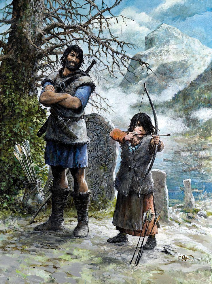 Thorgal et Louve
