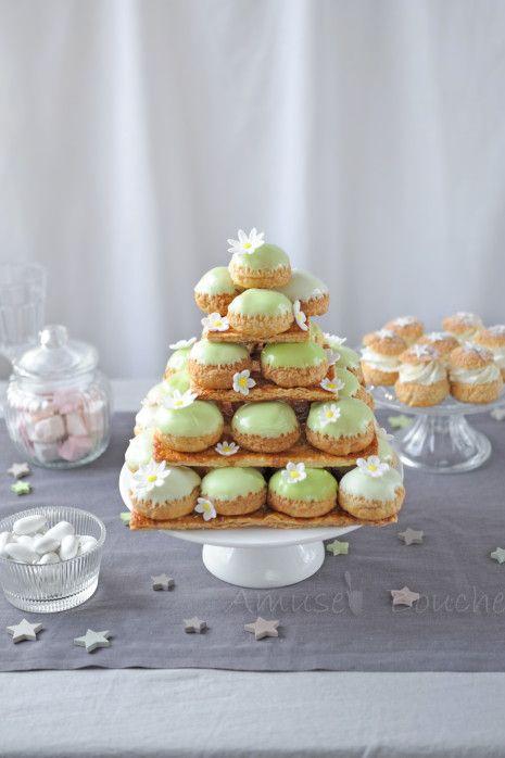 Elle m'a dit : 'Je veux une montagne de choux...'  - Choux Pastry via Amuse Bouche #recipe