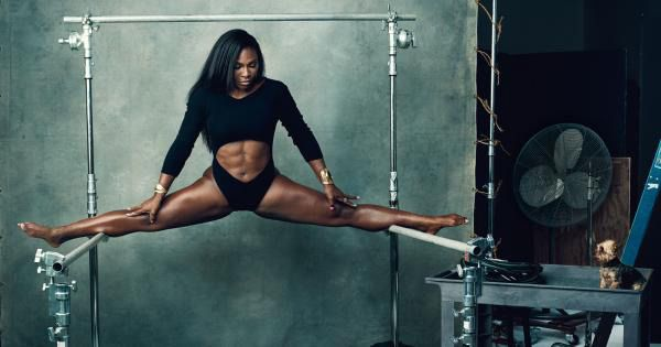 Wowza! Serena Williams looked ab-solutely fantastic in her latest photoshoot. The tennis champ flaunted her ripped abs while gracing the cover of 'New York Magazine' and she's never looked hotter!