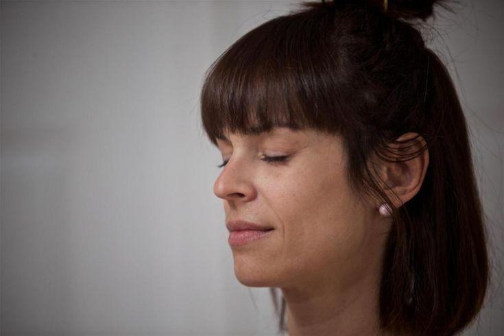 S'initier à la méditation en famille. Madeleine Arcand. La Presse.