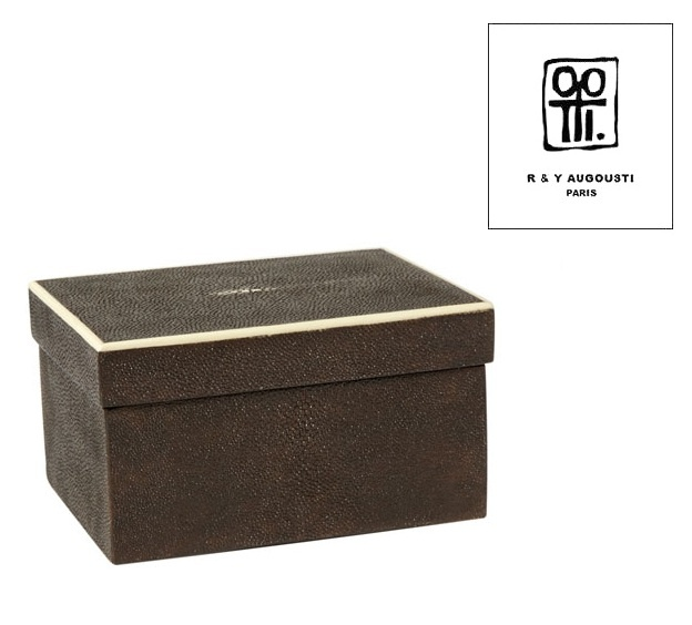 Luxe R & Y Augousti Paris Shagreen Shoe Box Courtesy of InStyle-Decor.com Beverly Hills Inspiring & supporting Hollywood interior design professionals and fans, sharing beautiful luxe home decor inspirations, trending 1st in Hollywood Repin, Share & EnjoyHollywood Interiors, Augousti Paris, Inspiration, Beautiful Luxe, Pinterest Speed, Instyle Decor Com Beverly, Interiors Design, Red Pinterest, Shared Beautiful
