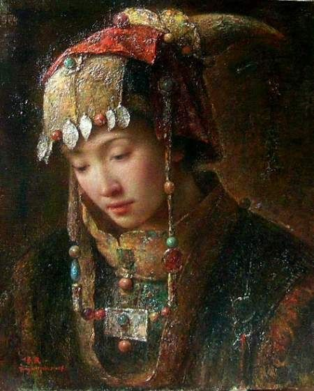 Silk Road VIII' by Tang Wei Min.