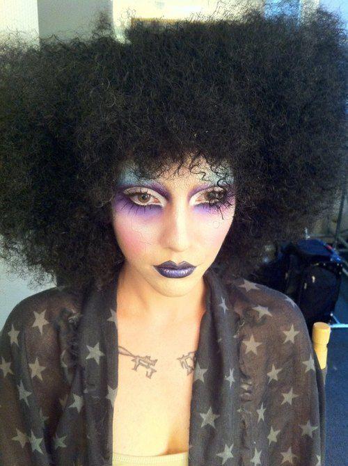 behind the scenes makeup Roshar
