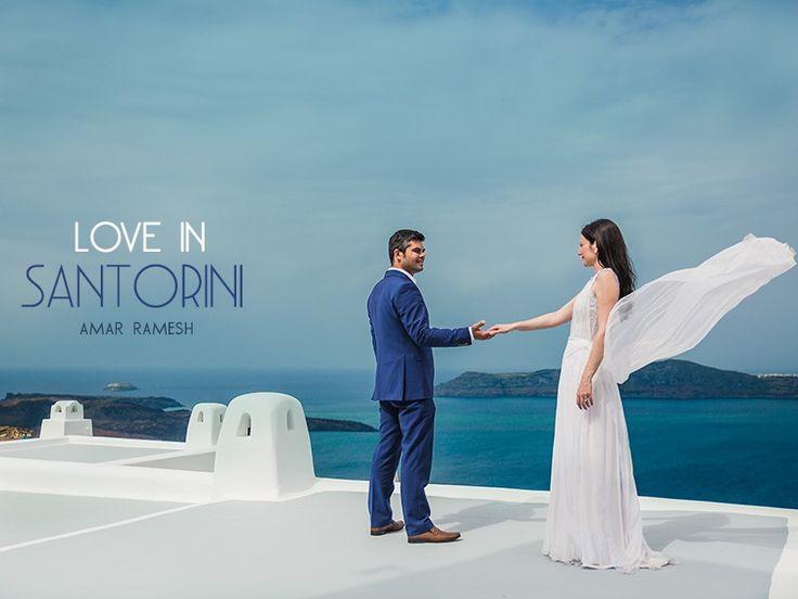 Love is in the air! Oia village, Santorini island, Greece. - www.oiamansion.com
