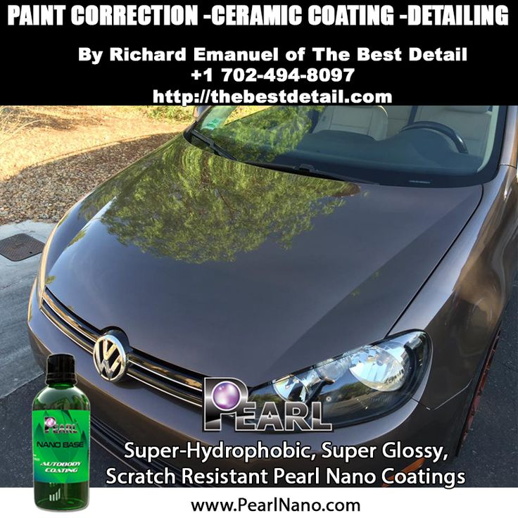 Pearl Nano autobody ceramic coatings and detail performed by Richard Emanuel in Las Vegas, Nevada.  For Interested Distributors and Dealers please Email Dave: Dave@PearlUSA.net or Call: 808 779-7163 or Visit www.Pearlnano.com  #pearlnano  #ceramiccoating  #ceramiccoatingprotection  #pearlnanocoatings  #vegasdetailers  #paintcorrection  #highglossfinish