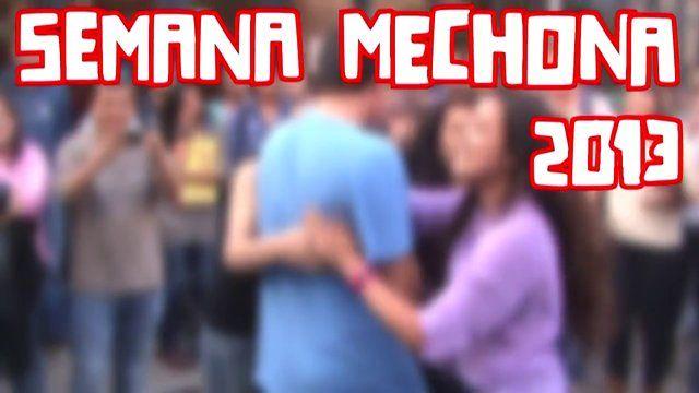 Bienvenida mechona 2013