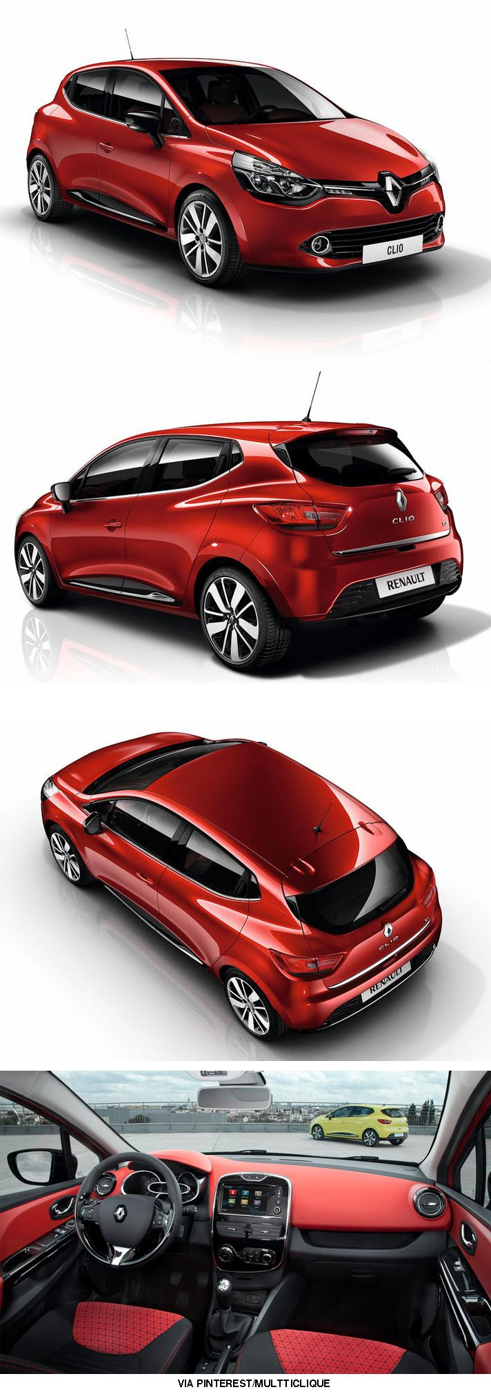 All photos of the renault rodeo 6 on this page are represented for - Renault Clio