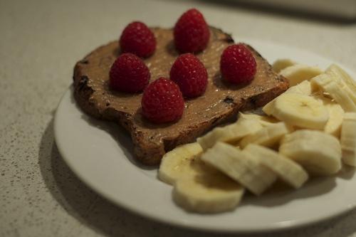 Good-looking breakfast!