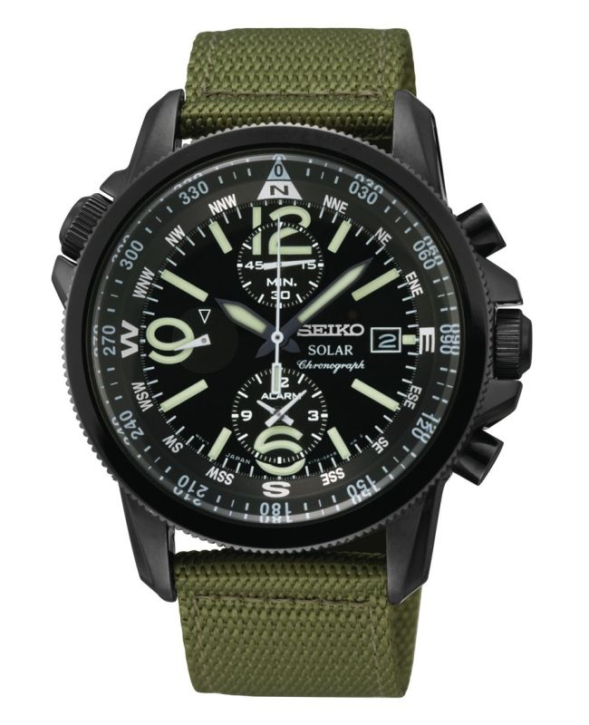 Cool casual Seiko watch. http://www.slideshare.net/AmazingSharing/casual-style-best-seiko-watches-for-men