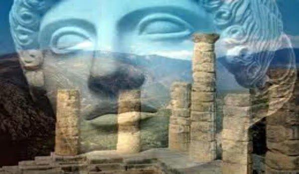 Μοναδικό φαινόμενο στην Ελλάδα που έχει Θαφτεί - Ο Ναός του Θεού των Ελλήνων Απόλλων που… περιστρέφεται (Βίντεο)