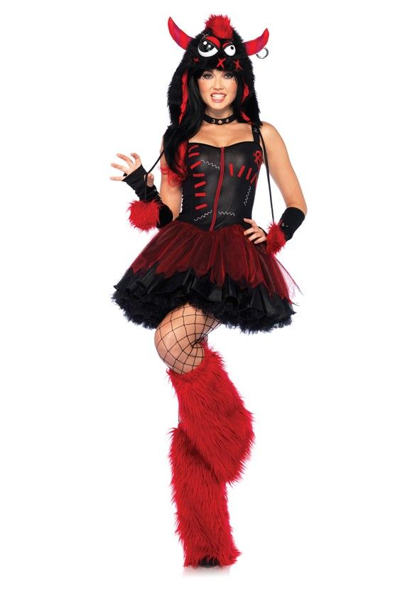 Rebel Monster Size 8-10 For HIRE enquiries contact us at sales@costumesnth...