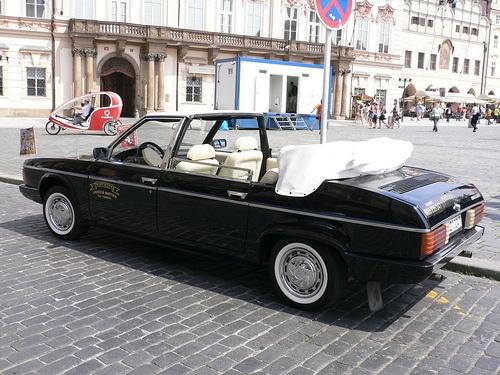 Tatra 613 K cabrio