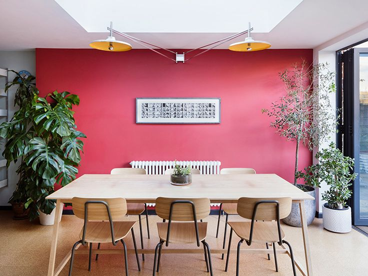 A HOUSE DESIGN IN THE HEART OF LONDON THAT YOU MUST KNOW! | www.delightfull.eu/blog | #lightingdesign #midcentury #london