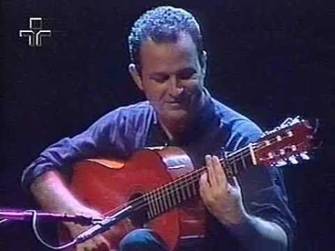 Gerardo Nunez Brasil Bulerias - Tarifa, best Flamenco guitarist around