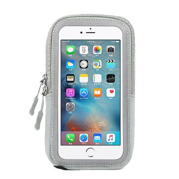 Outdoor Sports Phone Arm Bags Running Cell Phone Case For Iphone 7Plus 6Plus 6s - US$5.99