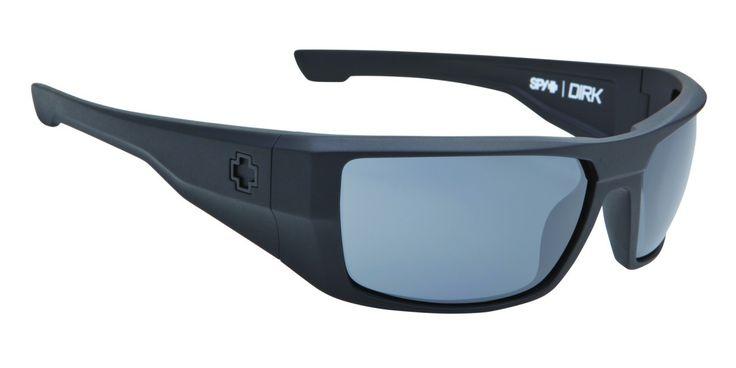 Spy Sunglasses @ Eyewear ETC - Dirk Matte Black | Grey, $73.95 Regularly $94.00, now SAVE $20.05. (http://www.eyewearetc.com/spy-dirk-sunglasses-matte-black/) #sunglasses, #spysunglasses, #sunglasses
