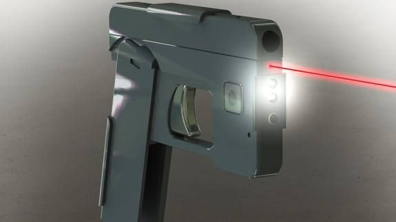 Belgian police issue alert about foldable gun that looks like a phone Read more Technology News Here --> http://digitaltechnologynews.com  Remember that handgun that folds up to look like a smartphone? Belgian police have reportedly issued an alert for th