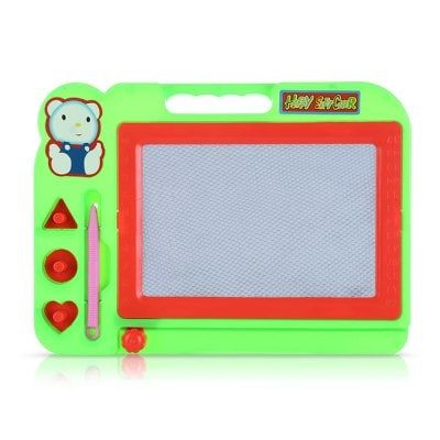 #Gearbest Kids Magic Draw Sketch Tablet Board Toy with Pen (635542) #SuperDeals