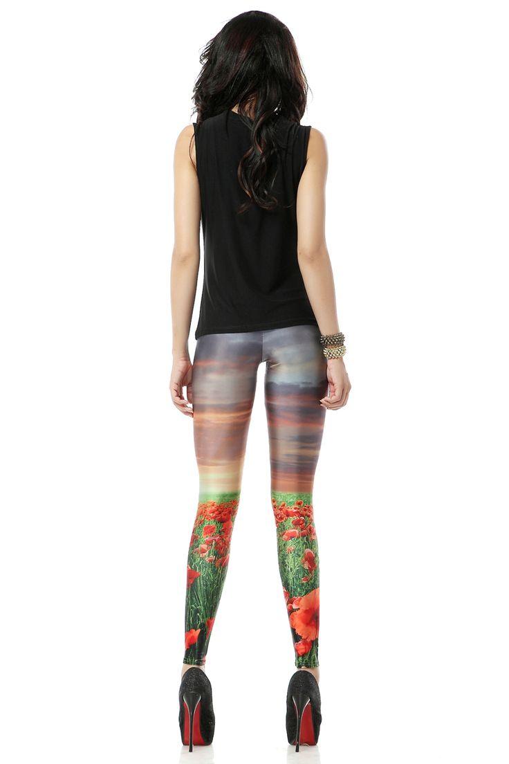 Gratis verzending hot koop lente en zomer, leggings jeans, mode 2013, spandex/lycra, dame, Afdrukken, dk098, in             gratis verzendingNieuwe aankom van leggings op AliExpress.com | Alibaba Groep
