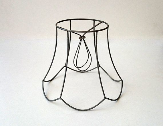 The 7 best photography images on pinterest wire frame bulb and lamp shade frame wire frame authentic vintage antique lampshade wire frame lampshade frame greentooth Gallery