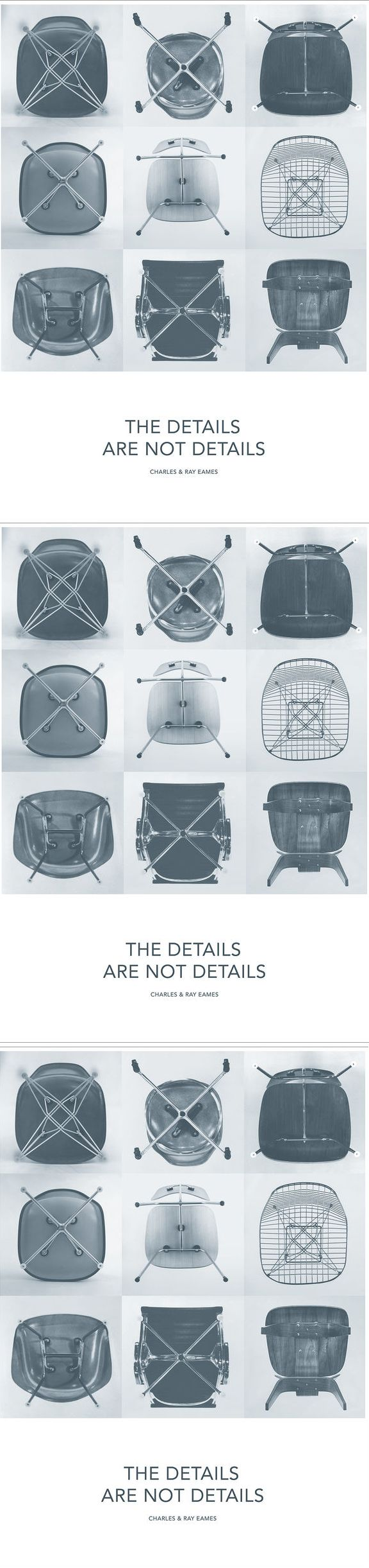 244 best Eames images on Pinterest | Chairs, Eames and Side chairs