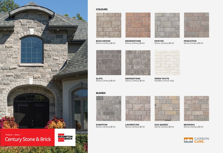 11 best color palette brampton brick images on pinterest brick century stone captivates with the ageless beauty and elegance of classic stonework rich vibrant colors and full rugged textures will never age solutioingenieria Image collections